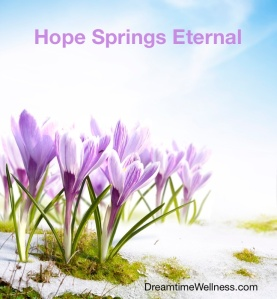 Hope Springs Eternal DTW
