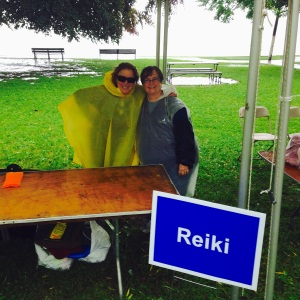 NSMC Walk Reiki Rain or Shine
