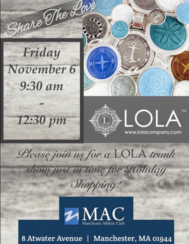 Lola Trunk Sale at MAC
