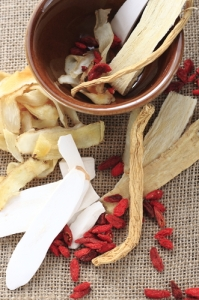 Chinese Herbs for Chicken Soup