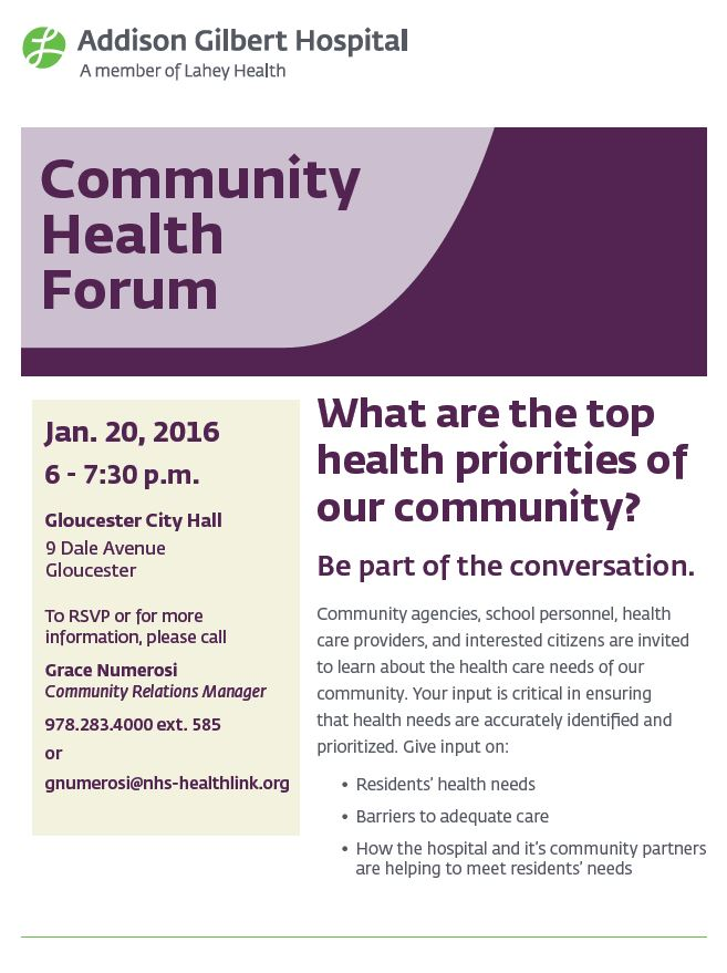 Gloucester Community Health