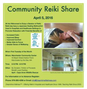 Reiki Share 4.5.2016