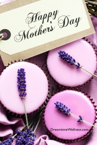 Cupcake gift for Mother's Day
