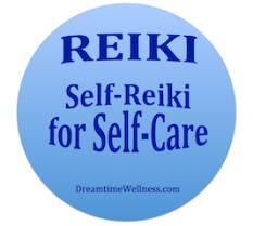 Reiki Self-Care Button FB