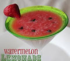 watermelon lemonade ade