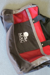 MAC Gym Bag