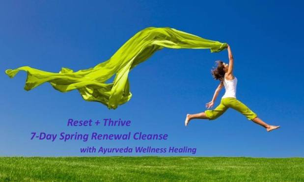 Spring Renewal Cleanse