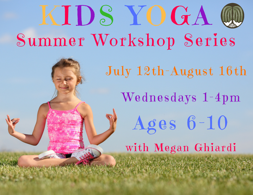 Kids Summer Yoga Series Starts This Week Cape Ann Wellness