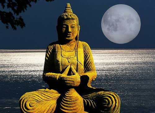 Full Moon Meditation ~