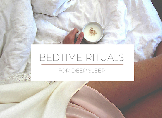 Bedtime Routine~