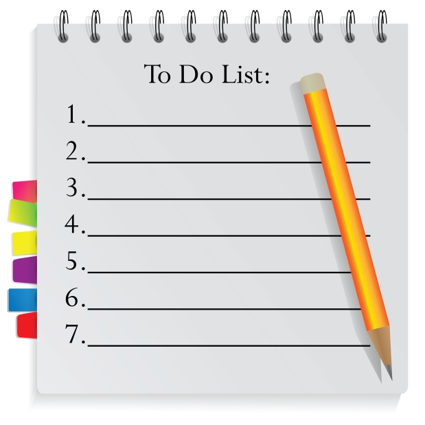To Do List ~