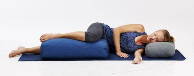 Restorative Yoga with Acupuncture ~