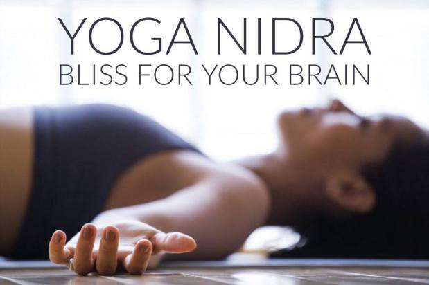 Yoga Nidra = Deep Sleep