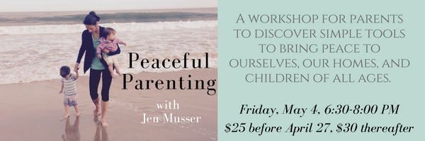 Copy of Peaceful Parenting
