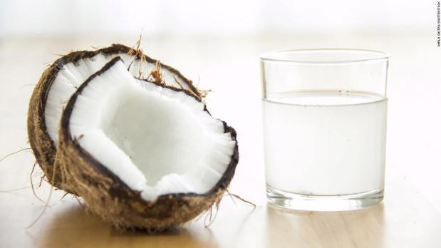 Coconut Water…