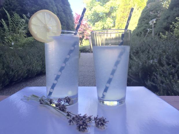 Lavender Lemonade ~