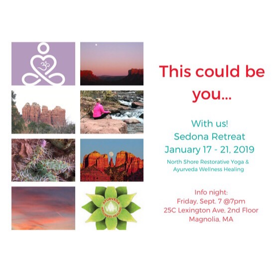 Sedona Retreat ~