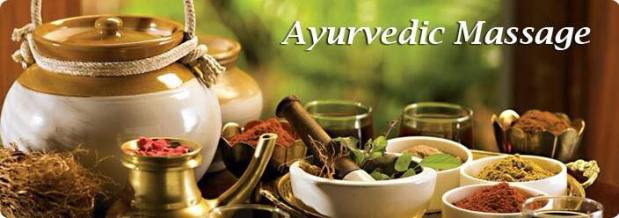 Ayurveda Massage ~