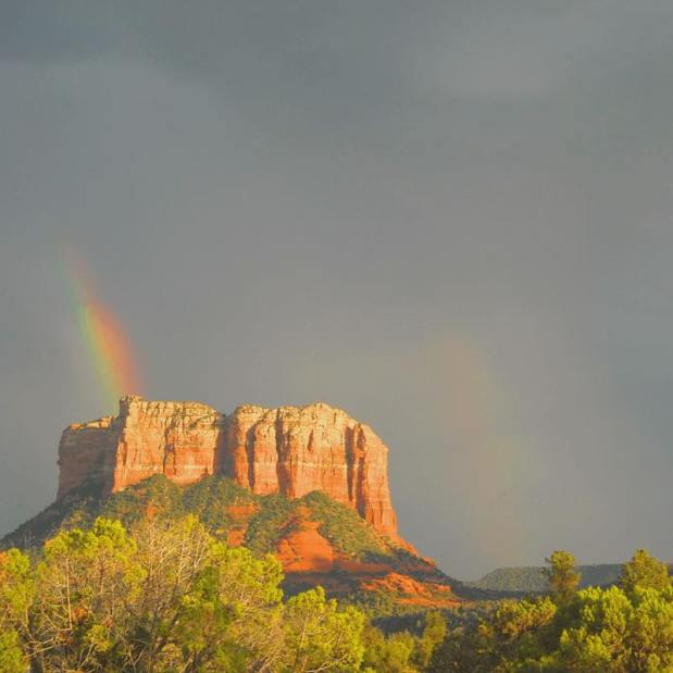 Sedona, AZ retreat ~