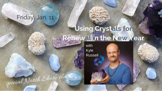 Crystal workshop ~