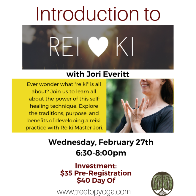 Copy of Introduction to Reiki