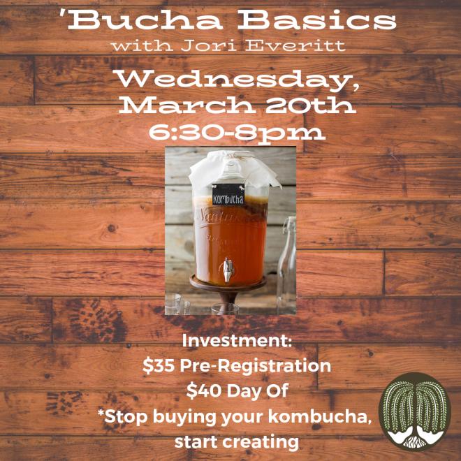 Copy of 'Bucha Basics
