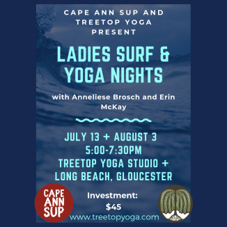 Copy of Ladies Surf and Yoga Nights
