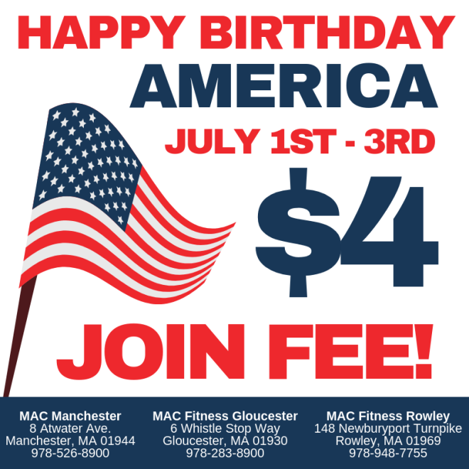JULY 4th 2019_Membership Special