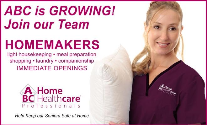 Join Our Team_Homemaker