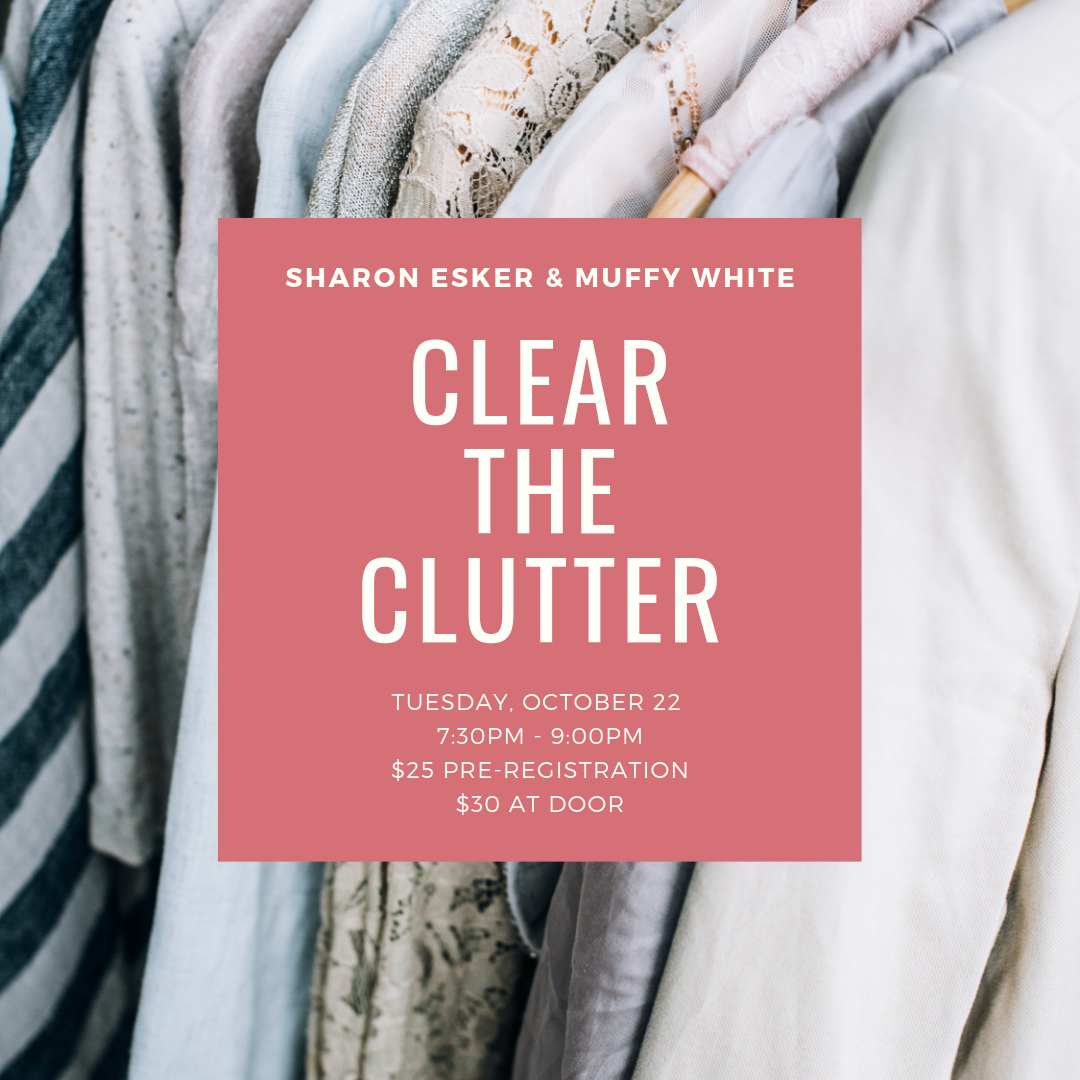 Copy of Copy of Clear the Clutter