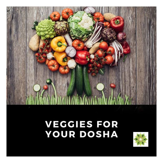 Veggies for your Dosha ~
