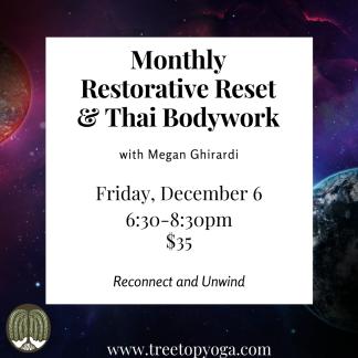 Copy of monthly restorative reset