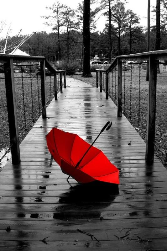 The Red Umbrella~