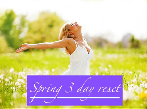 Spring Cleanse ~