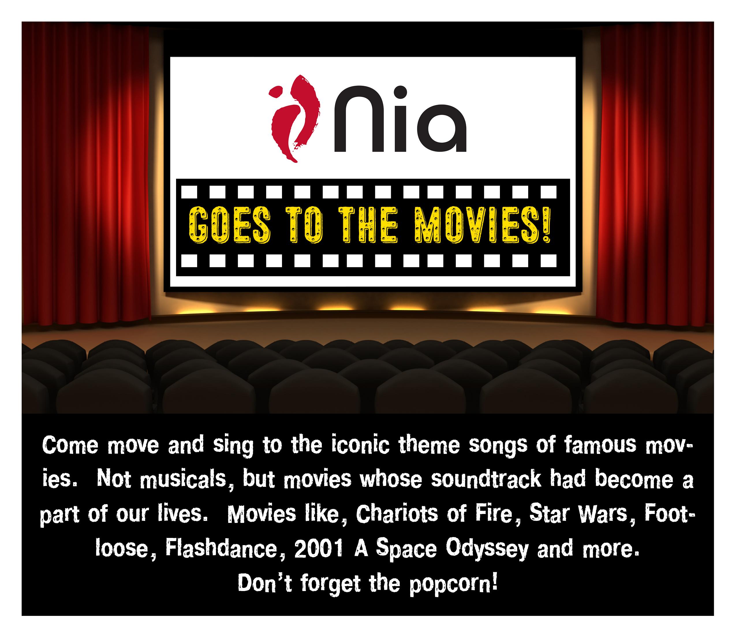 Streaming Nia And Restorative Yoga Classes Via Zoom With Linda All Free New Nia Routine Movie Theme Songs Cape Ann Wellness