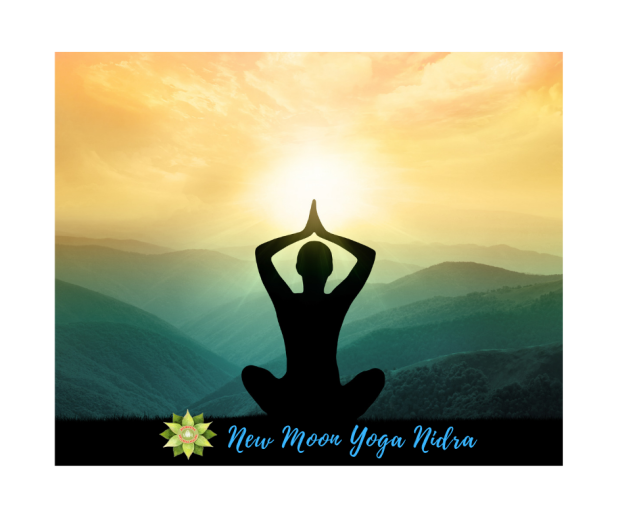 New Moon Yoga Nidra via Zoom~